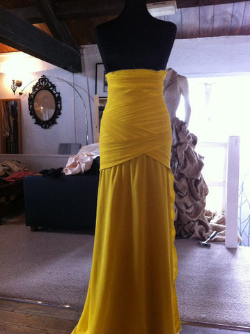 Katherine Kellys 2012 Olivier Awards dress in production by James Steward Couture - 2