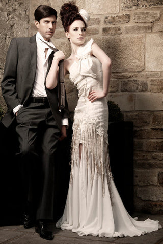 James Steward wedding dress - Lincoln