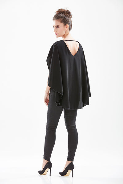 Hudson Cape Back Top