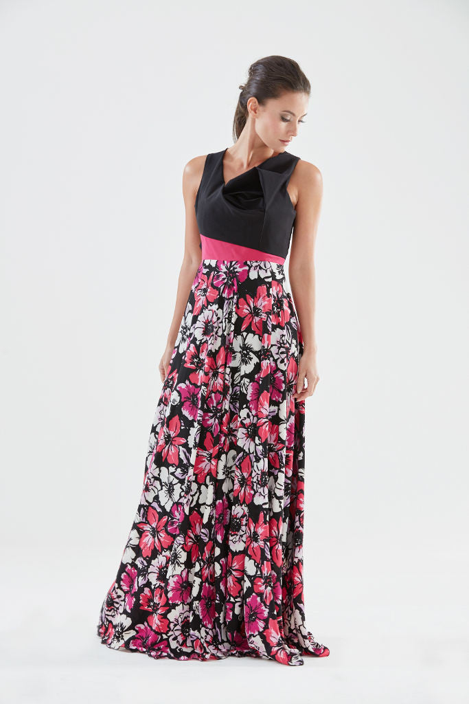 Vincent Maxi Dress from the James Steward Ready-to-Wear collection
