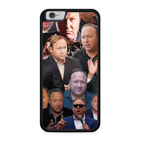 Alex Jones Phone Case - iPhone, Samsung