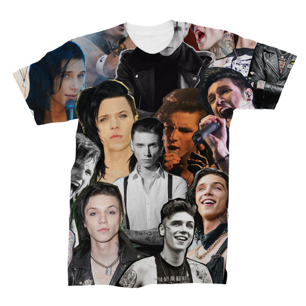 Andy Biersack T-shirt