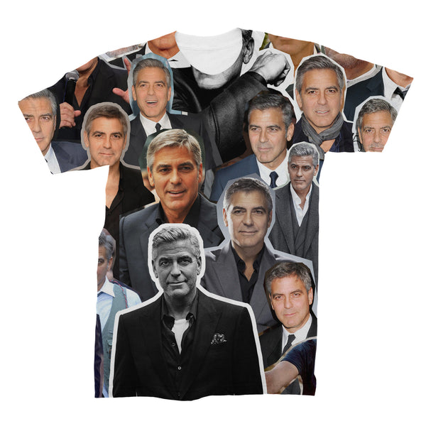 George CLooney t shirt