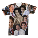 Justin Trudeau Photo Collage T Shirt