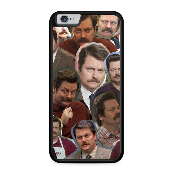 Ron Swanson Phone Case