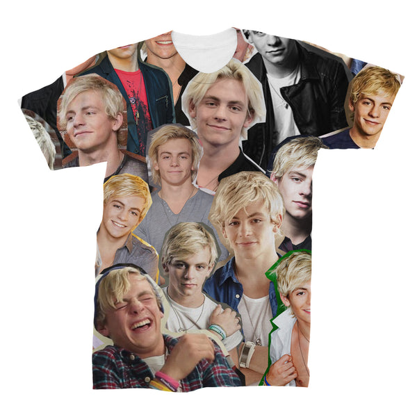 Ross Lynch Collage t shirt