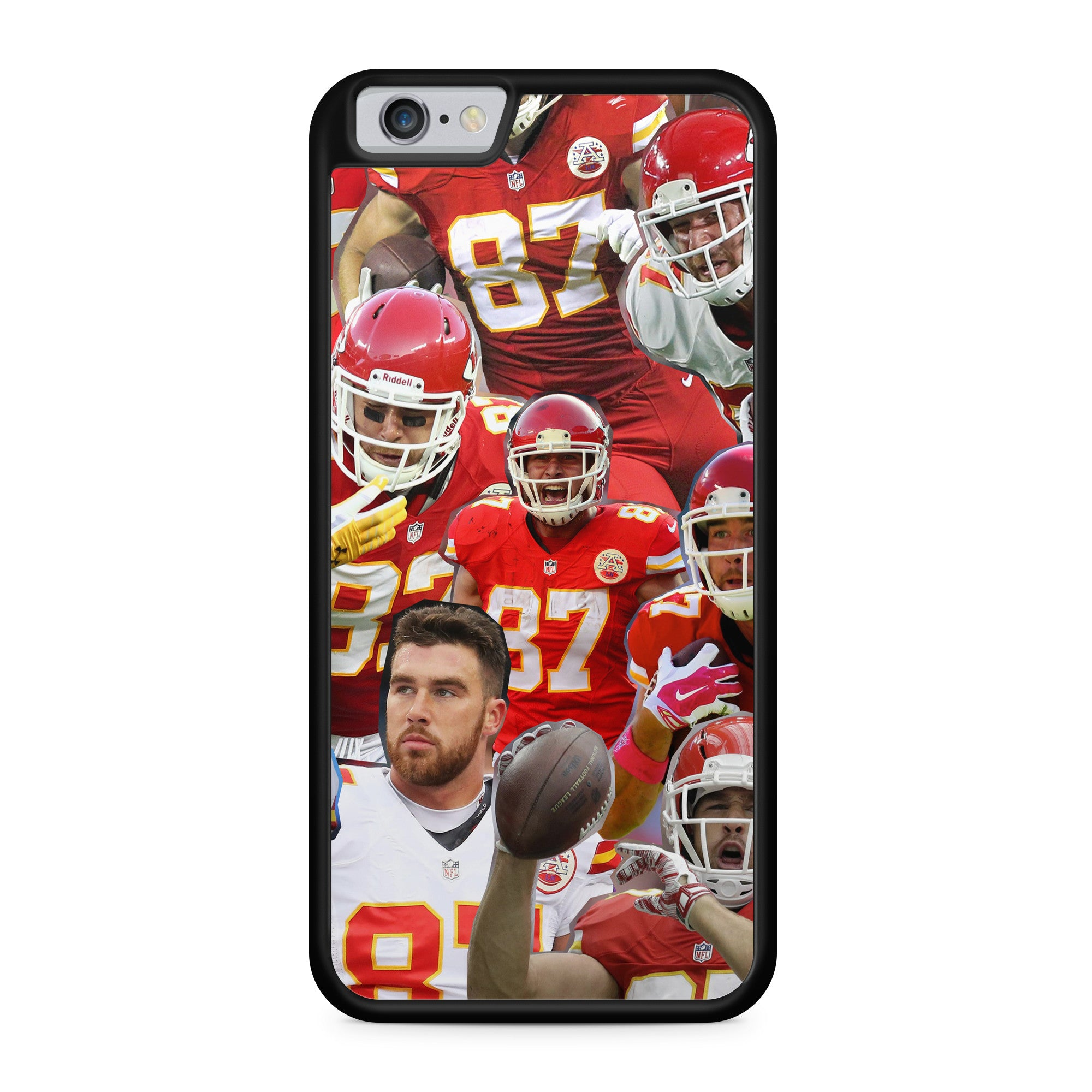 Travis Kelce Kansas City Chiefs Phone Case iPhone Samsung