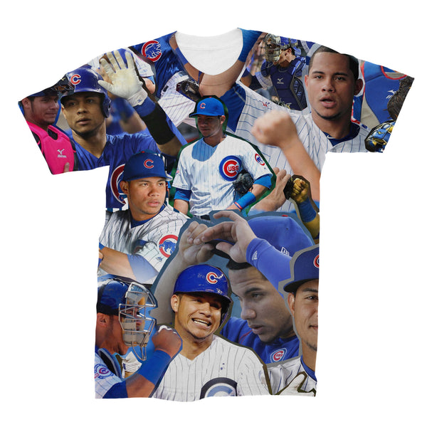 Willson Contreras Chicago Cubs Photo Collage Shirt   subliworks.myshopify.com