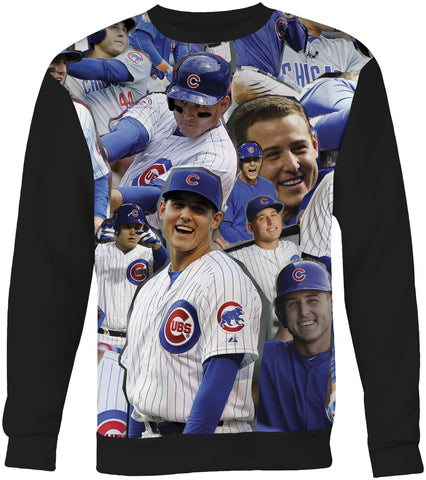 Anthony Rizzo Chicago Cubs Sweatshirt