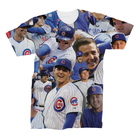Anthony Rizzo Photo Collage Shirt