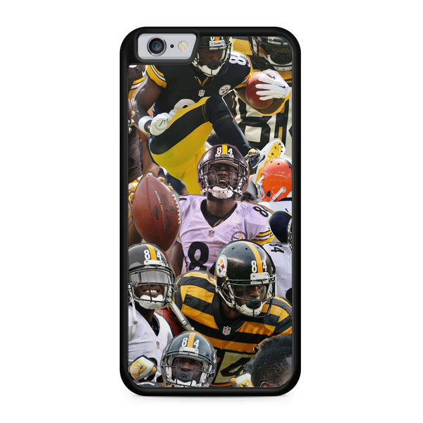 Antonio Brown Pittsburgh Steelers Phone Case - iPhone, Samsung