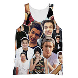 Ashton Mahone tank top