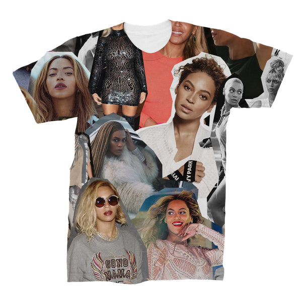 Beyonce Photo Collage Shirt   subliworks.myshopify.com