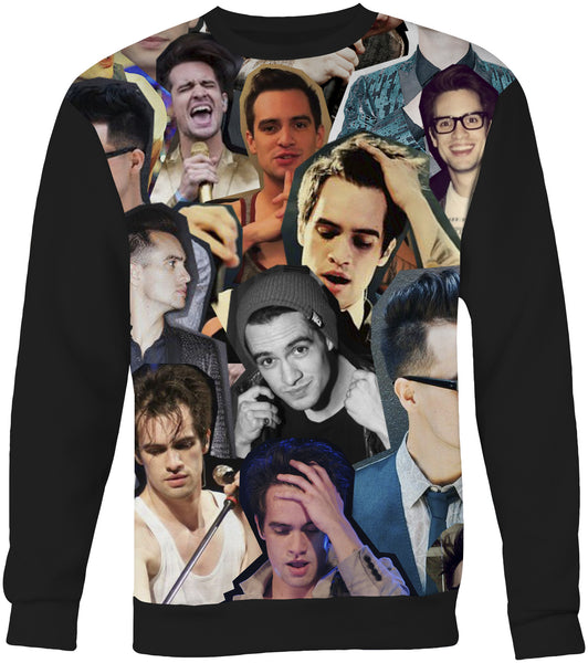 Brendon Urie Panic at the Disco sweatshirt