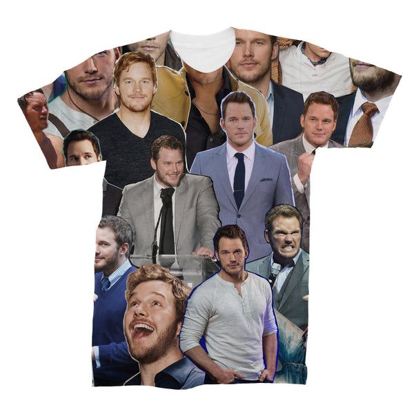Chris Pratt t-shirt