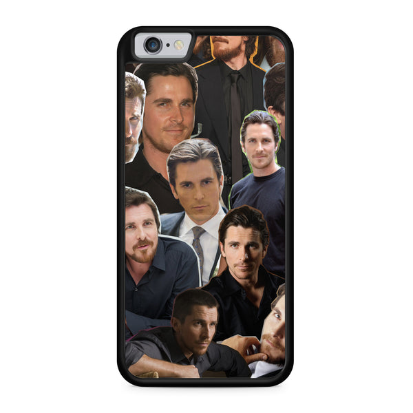 Christian Bale Phone Case