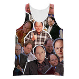 George Costanza Tank Top
