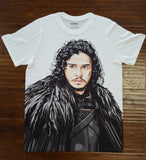 Jon Snow   Game of Thrones T shirt
