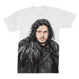 Jon Snow   Game of Thrones T shirt   subliworks.myshopify.com