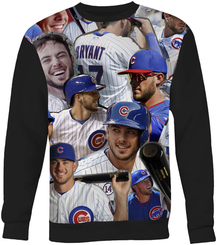 Kris Bryant Chicago Cubs Sweater Sweatshirt   subliworks.myshopify.com