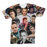 Liam Payne Photo Collage T shirt