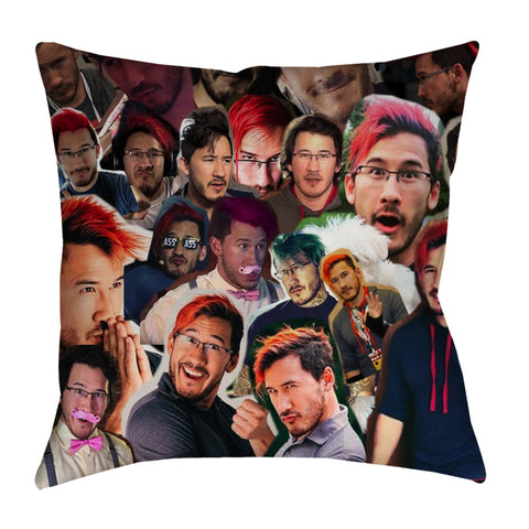 Markiplier Pillow