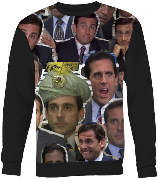 Michael Scott sweatshirt