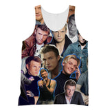 Nick carter Tank top