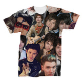 Custom Photo Collage T Shirt   subliworks.myshopify.com