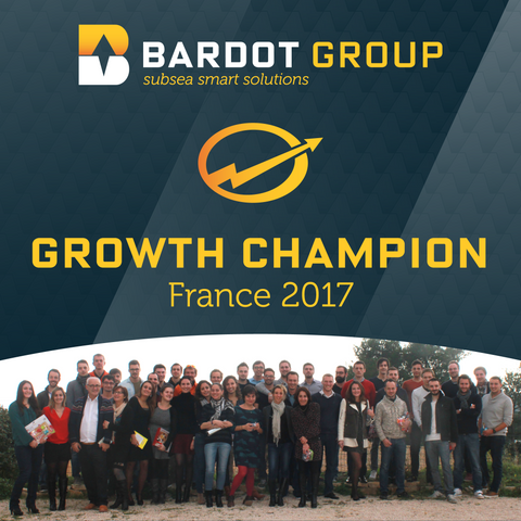 BARDOT SA among the fastest growing companies in France