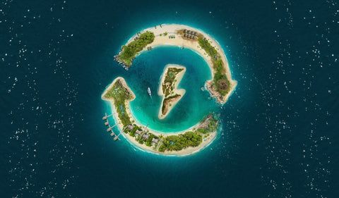 BARDOT Ocean offers you a revolutionary turnkey package, transforming your island into a sustainable paradise