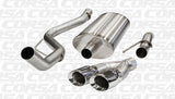 Corsa Performance Sport Cat-Back Exhaust System 2010-2014 Ford Raptor