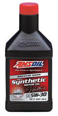 Amsoil Signature Series 5W-30 Synthetic Motor Oil - GNAR Offroad Depot