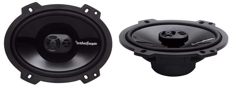 Rockford Fosgate P1683 2010-2014 Ford Raptor 6x8 Door Speakers (Pair)