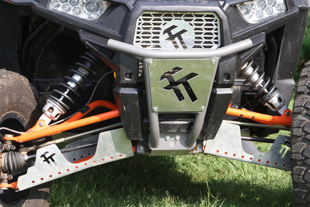 RZR XP 1000 Front A-Arm Guards