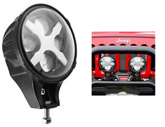 GNAR Offroad JEEP A01 AUXILIARY LIGHT - GNAR Offroad Depot