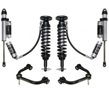 "ICON-2015-UP Ford F150 4WD 2-2.5"" Suspension System - Stage 5 - GNAR Offroad Depot"