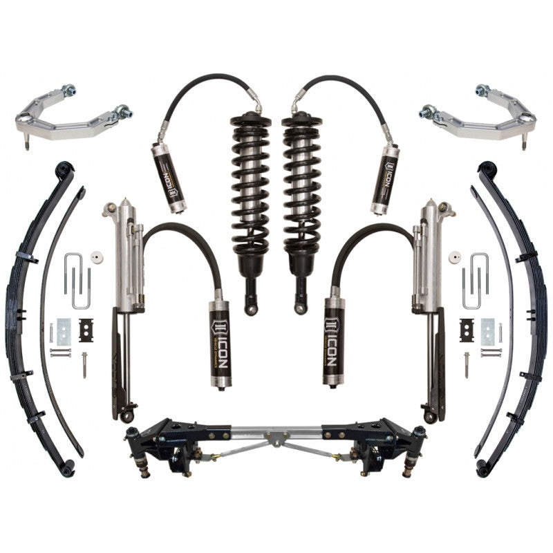 ICON 2010 - 2014 Ford SVT Raptor 3.0 Performance Suspension System - Stage 4