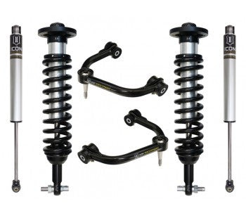 "ICON-2015-UP Ford F150 4WD 0-2.5"" Suspension System - Stage 2 - GNAR Offroad Depot"