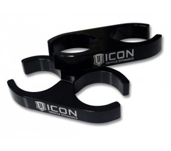 ICON 2.0 Aluminum Series Shock Reservoir Clamp Kit - 2.0 to 2.0