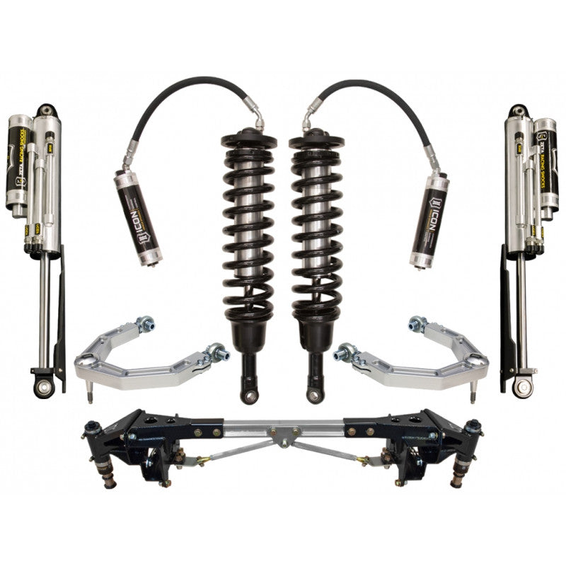 ICON 2010 - 2014 Ford SVT Raptor 3.0 Performance Suspension System - Stage 3