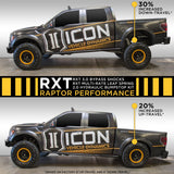 ICON 2010 - 2014 Ford SVT Raptor RXT Rear Suspension System - GNAR Offroad Depot - 3