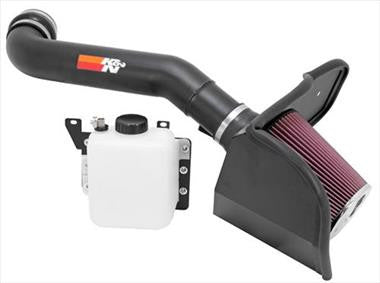 K&N 77 Series High Flow Intake Kit for 2010-2014 Ford SVT Raptor