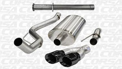 Corsa Performance Xtreme Cat-Back Exhaust System 2010-2014 Ford Raptor - GNAR Offroad Depot - 1