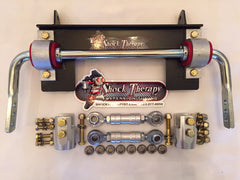 Front Sway Bar Kit RZR XP 1000 and S 900 - GNAR Offroad Depot - 1
