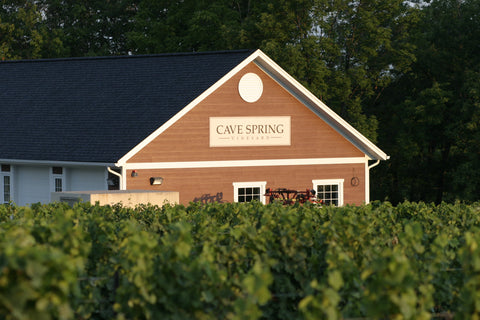 The Cave Spring Vineyard Barn