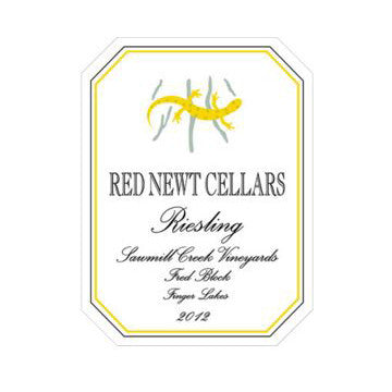 Tour de Force Wines - Red Newt Sawmill Creek Riesling