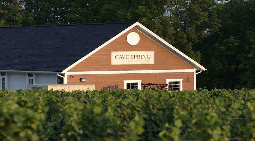 Cave Spring Vineyard - Tour de Force Wines