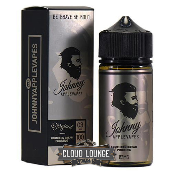 Johnny Applevapes | Southern Bread Pudding