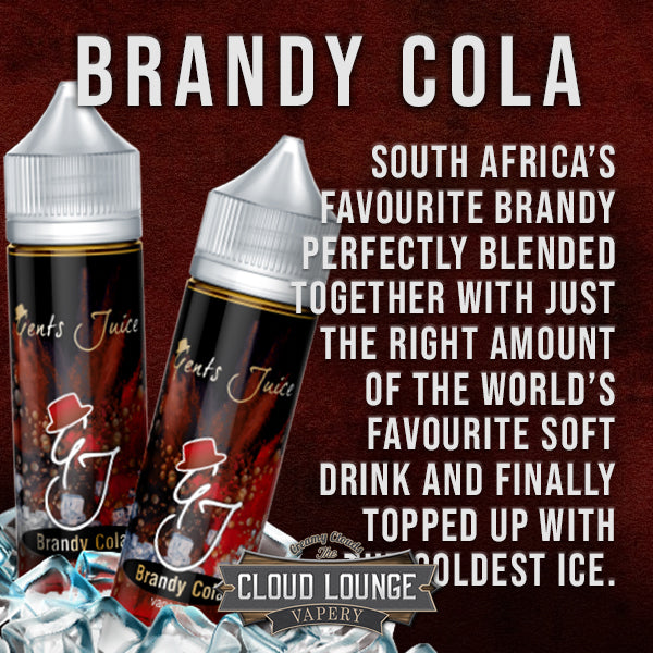 Gents Juice | Brandy Soda